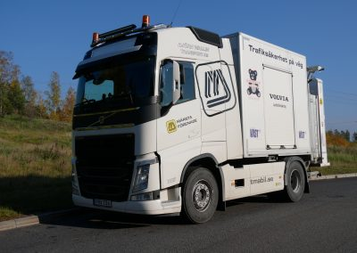 Volvo FH420 -17'
