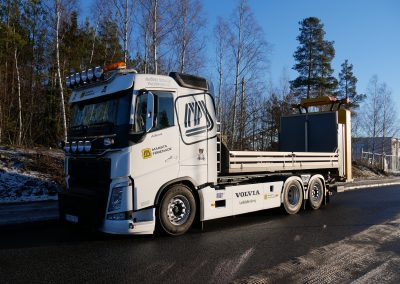Volvo FH500 -18'